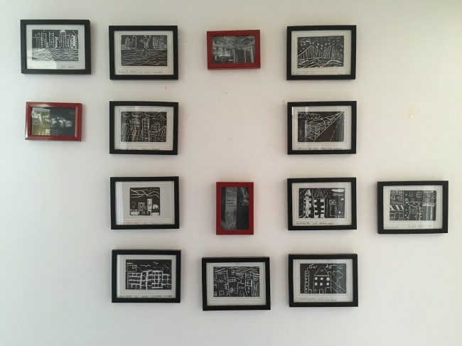 artwork wall 2