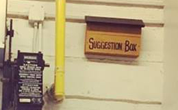 Suggestion Box copy